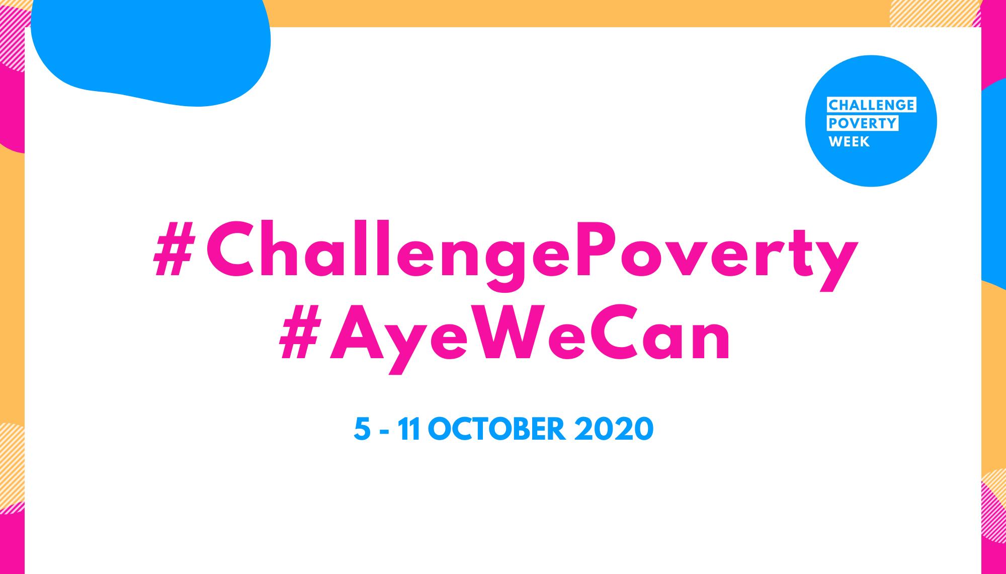Challenge Poverty Week