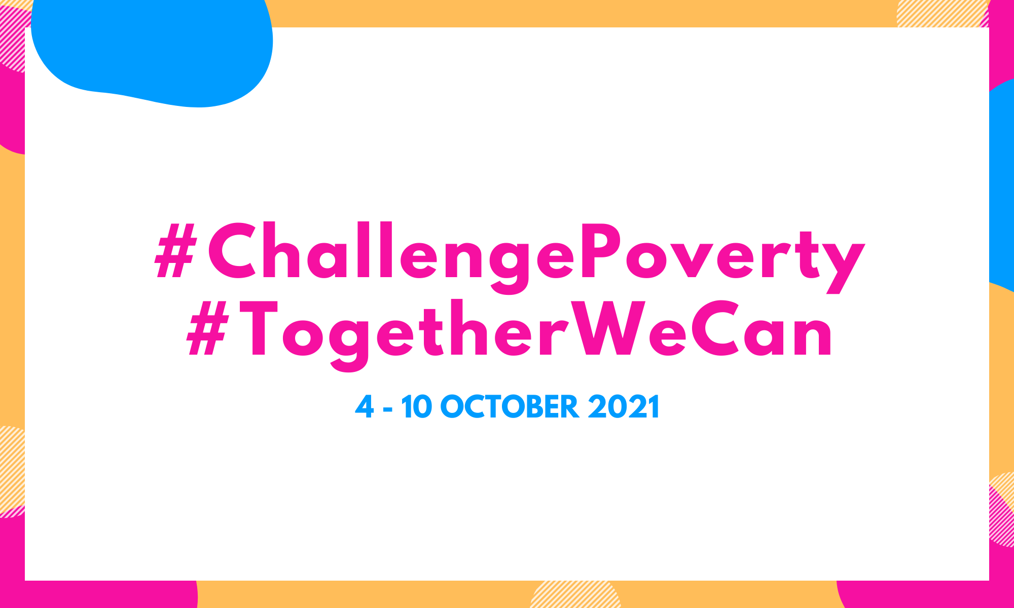 Challenge Poverty Week